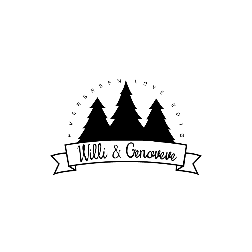 Dark W & G logo